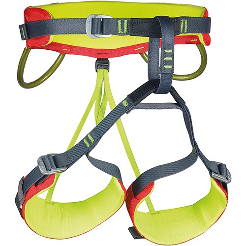 CAMP ENERGY jr HARNESS YOUTH imbracatura BAMBINO polivalente rosso